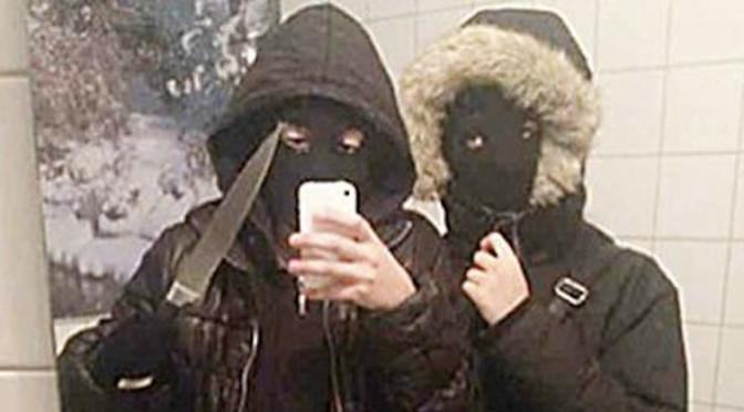 Selfie-criminali