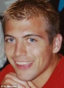 Micharl Strenko, 21 anni, vittima