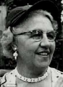Helen Dean, 91 anni, vittima