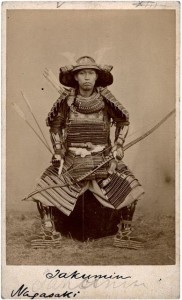 Japanese-Warriors-in-the-middle-late-1800s-23