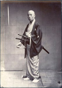 Japanese-Warriors-in-the-middle-late-1800s-9