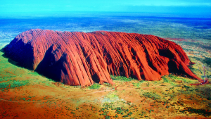Uluru-arial